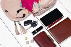 handbag photo stock