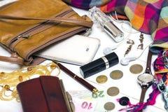 handbag image stock