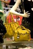 Handbag and Accessories Shop Royalty Free Stock Image