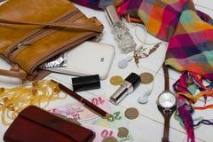 Handbag Royalty Free Stock Photography