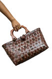 Handbag hand made Stock Images