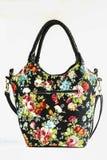 Handbag isolated over white Royalty Free Stock Photo