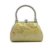Handbag. Isolated on white background Royalty Free Stock Photo
