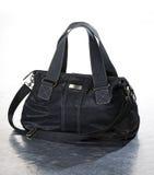 Handbag On Metal Royalty Free Stock Photos