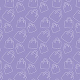 Handbag pattern Stock Photos