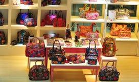 Handbag shop Stock Photos
