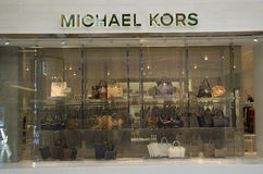 Handbag store Stock Photography