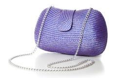 Handbag With Chain | Isolated Stock Image