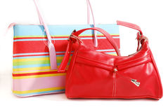 Handbags Stock Photography