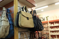 Handbags Stock Photo