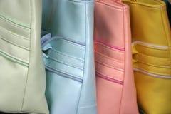 Handbags. Lady-Handbags, details Stock Image