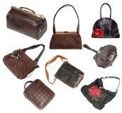 Handbags Stock Photography