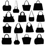 handbags Photographie stock libre de droits
