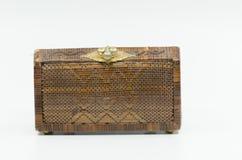 Handbags bamboo Royalty Free Stock Photos