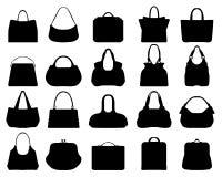 Handbags Royalty Free Stock Photography