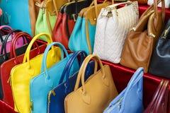 Handbags royalty free stock photo