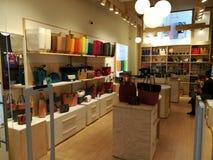 Handbags colorful for women Stock Photos