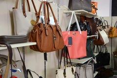 Handbags Royalty Free Stock Image