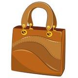 handbags Ilustração do vetor no fundo branco Foto de Stock Royalty Free