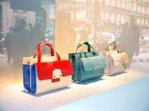 Handbags Paris Trend 2016 Stock Photo