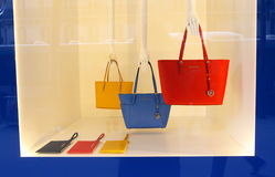 Handbags Fashion 2015 Royalty Free Stock Photo