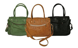 Handbags Royalty Free Stock Photos
