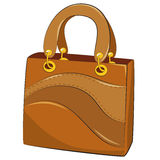 Handbags. Vector illustration on white background Royalty Free Stock Photo