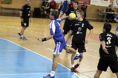 Handball Images libres de droits