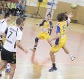 Handball Royalty Free Stock Images