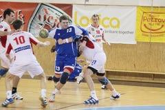 Handball Royalty Free Stock Photo