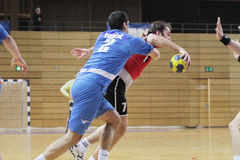 Handball Royalty Free Stock Images