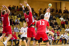 Handball Fotografia Royalty Free