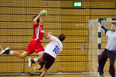 Handball Stock Photography