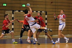 Handball Royalty Free Stock Photo
