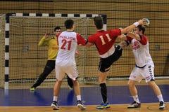 Handball Obrazy Stock