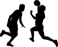 Handball illustration de vecteur
