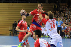 handball Immagine Stock