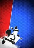Handball background Stock Photos