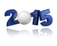 Handball 2015 design Royalty Free Stock Images