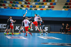Handball stock images