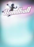 Handball grill background Royalty Free Stock Photos