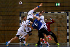 Handball (men) Royalty Free Stock Image