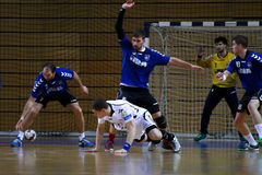 Handball (men) Royalty Free Stock Images