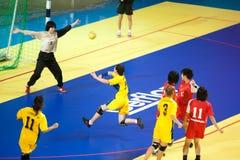 Handball sport. Stock Images