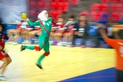 Handball sport. Stock Image