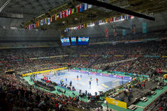 Handball World Championship Royalty Free Stock Photography