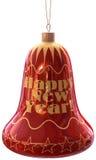 Handbell do Natal Imagem de Stock Royalty Free
