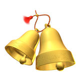 Handbells Royalty Free Stock Photos