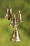 handbells Arkivfoto