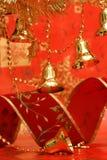 handbells del Nuevo-año Foto de archivo libre de regalías